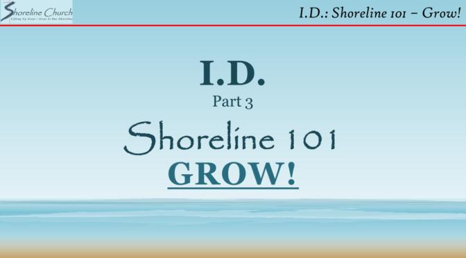 I.D. – Grow!